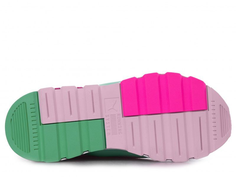 Кроссовки женские PUMA RS-0 Play CJ112 брендовая обувь, 2017