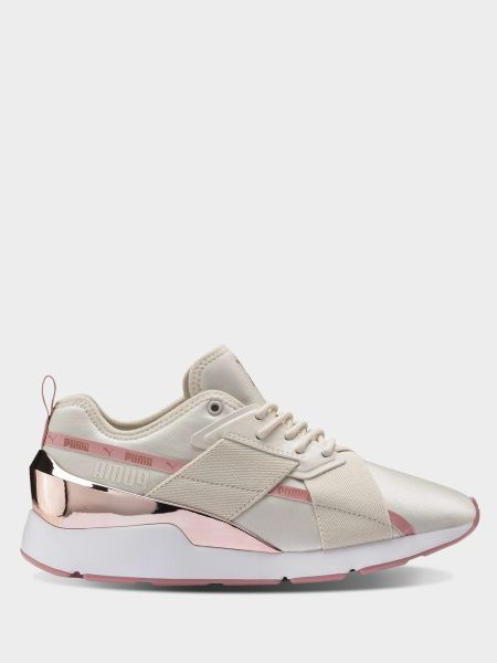 Кроссовки для женщин PUMA Muse X-2 Metallic Wn s CJ152 брендовая обувь, 2017