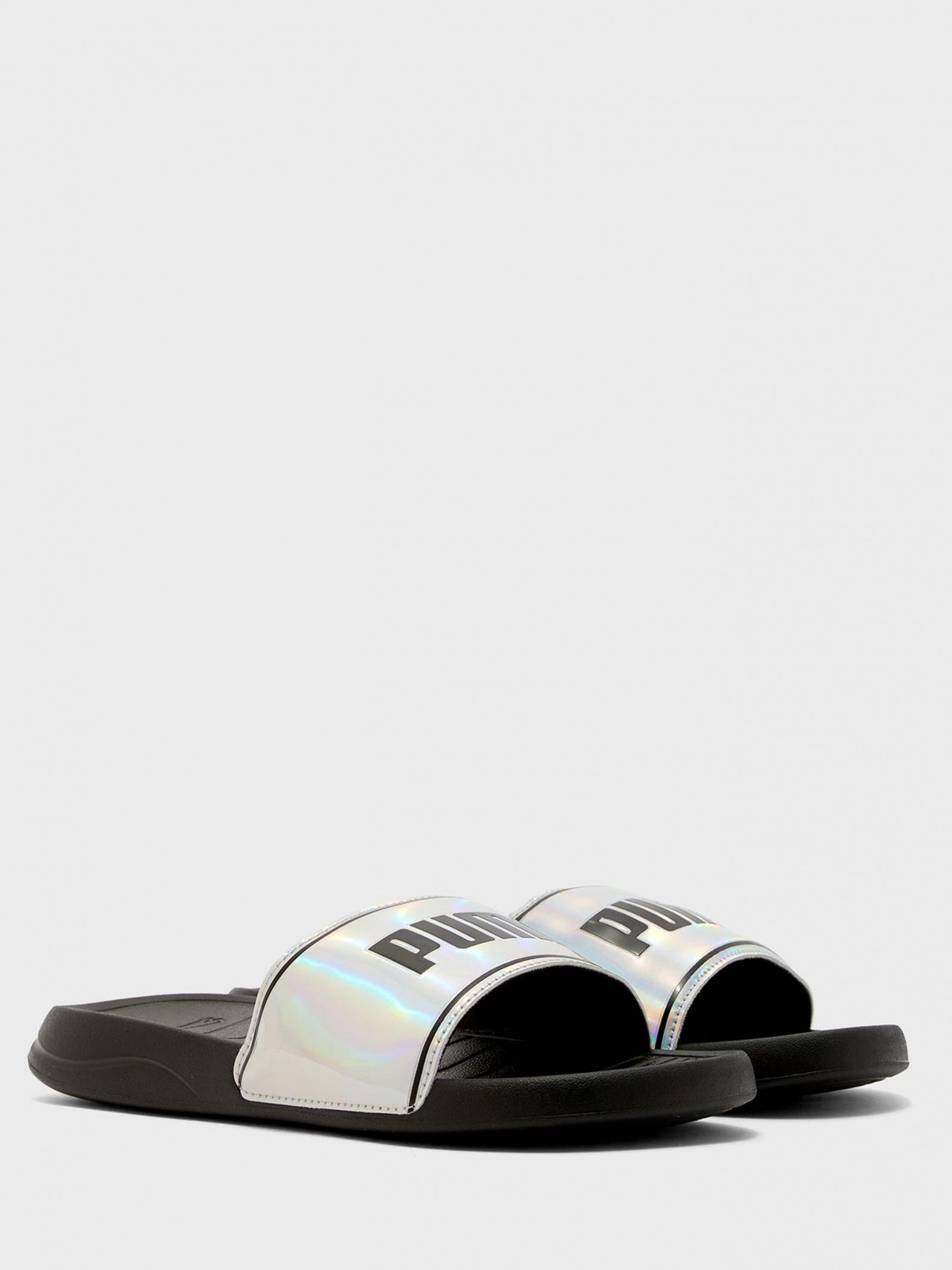 Шльопанці  для жінок PUMA Popcat 20 Iri Wns 37262701 брендове взуття, 2017