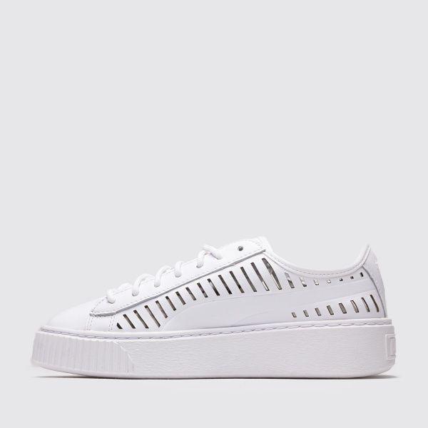 Кроссовки для женщин PUMA Basket Platform Summer Wn s CJ94 размерная сетка обуви, 2017