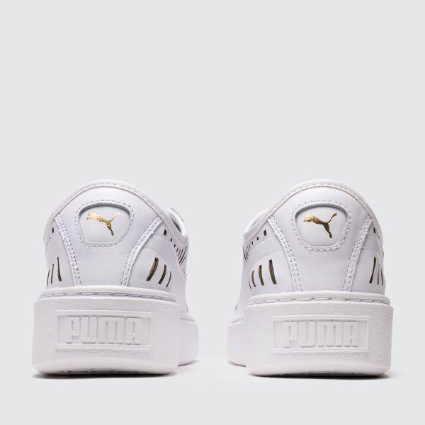Кроссовки для женщин PUMA Basket Platform Summer Wn s CJ94 цена, 2017