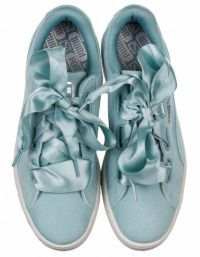Кроссовки для женщин PUMA Suede Heart Pebble Wn s CJ96 продажа, 2017