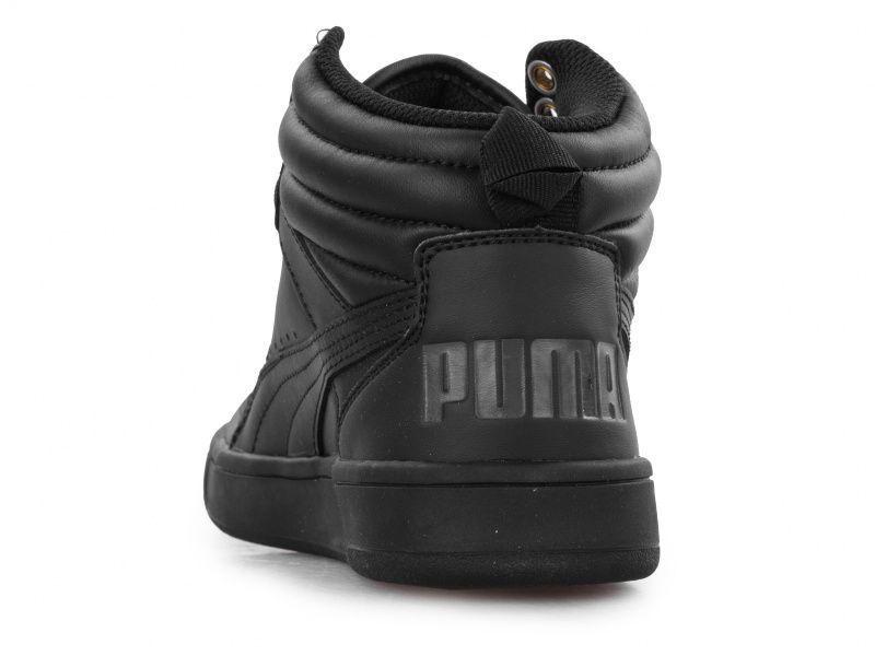 Кроссовки для детей PUMA Puma Rebound Street v2 L Jr CK16 размерная сетка обуви, 2017