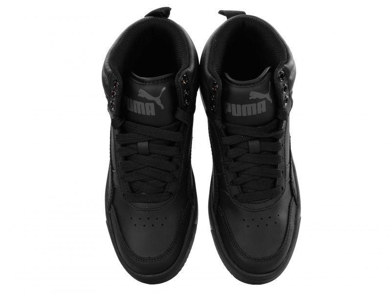 Кроссовки для детей PUMA Puma Rebound Street v2 L Jr CK16 брендовая обувь, 2017