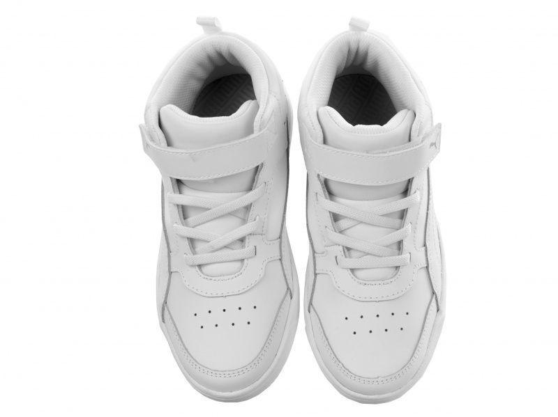 Кроссовки для детей PUMA PumaReboundStreet2 L V PS CK17 размерная сетка обуви, 2017