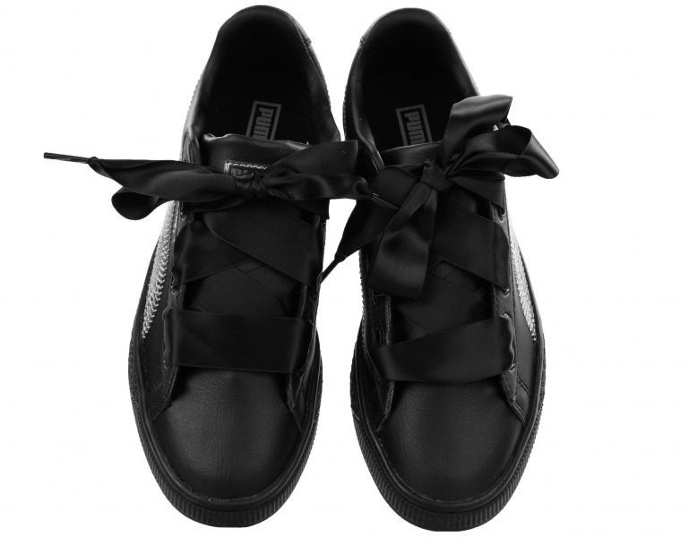 Кроссовки детские PUMA Basket Heart Bling Jr CK21 цена обуви, 2017