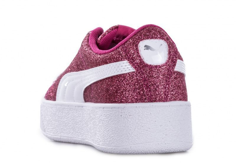 Кроссовки для детей PUMA PumaVikkyPlatformGlitz AC PS CK23 цена, 2017