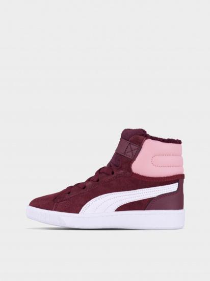 Ботинки для детей PUMA Puma Vikky v2 Mid Fur V PS CK57 модная обувь, 2017