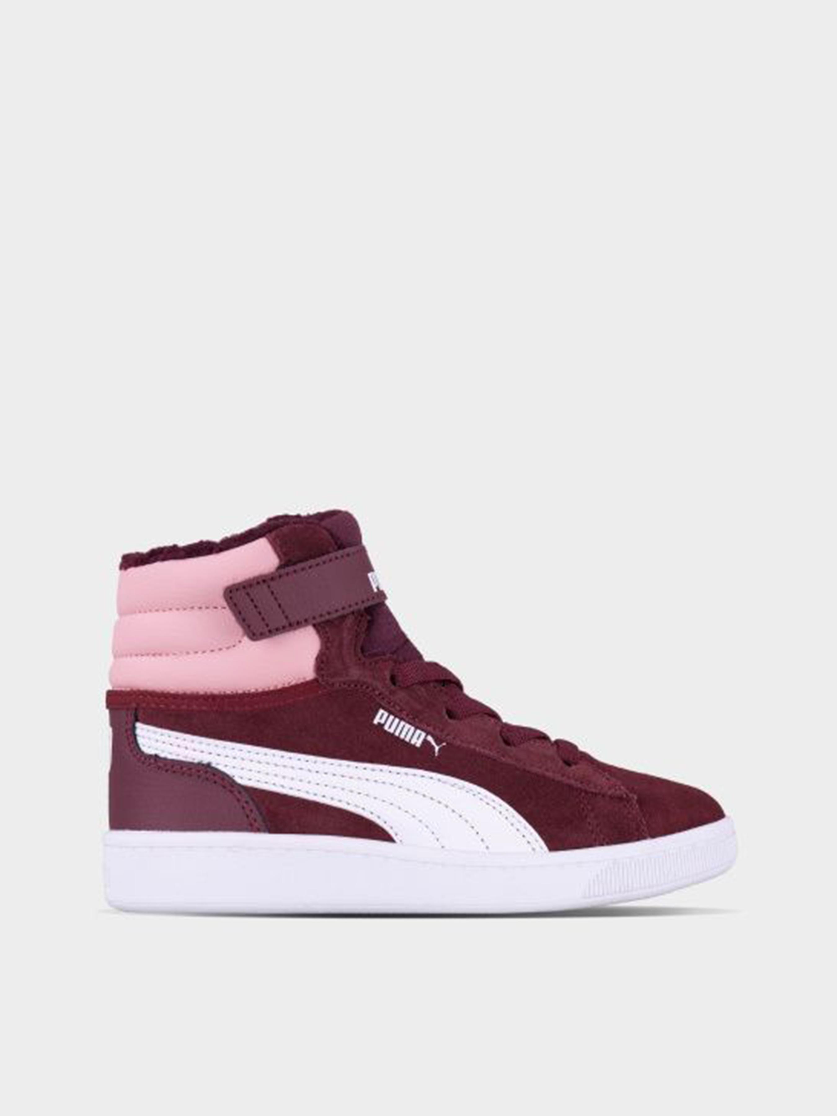 Ботинки для детей PUMA Puma Vikky v2 Mid Fur V PS CK57 брендовая обувь, 2017