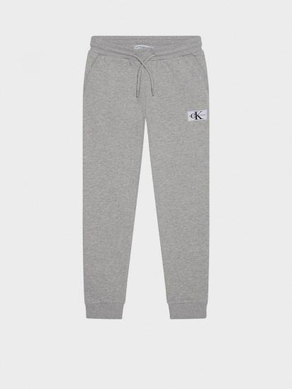 Спортивні штани Calvin Klein модель IB0IB00519-PZ2 — фото - INTERTOP