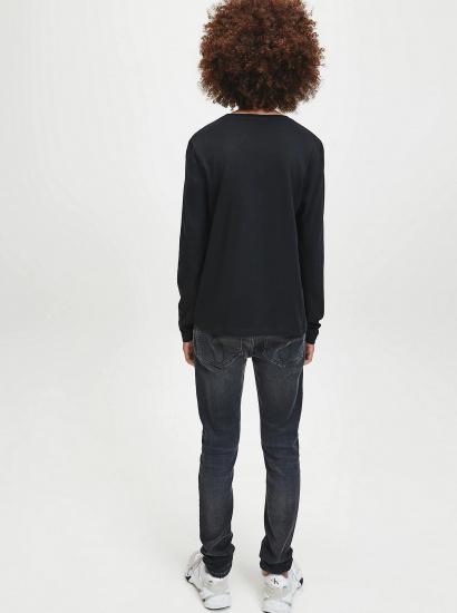 Реглан Calvin Klein модель IB0IB00522-YAF — фото 2 - INTERTOP