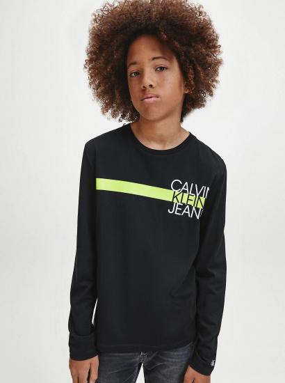 Реглан Calvin Klein модель IB0IB00522-YAF — фото - INTERTOP