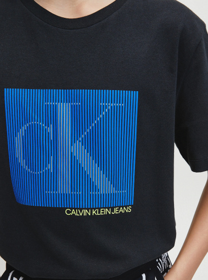 Футболка Calvin Klein модель IB0IB00523-PZ2 — фото 2 - INTERTOP