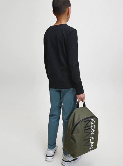 Реглан Calvin Klein модель IB0IB00528-BEH — фото 3 - INTERTOP