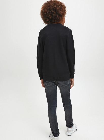 Пуловер Calvin Klein модель IB0IB00538-BEH — фото 3 - INTERTOP