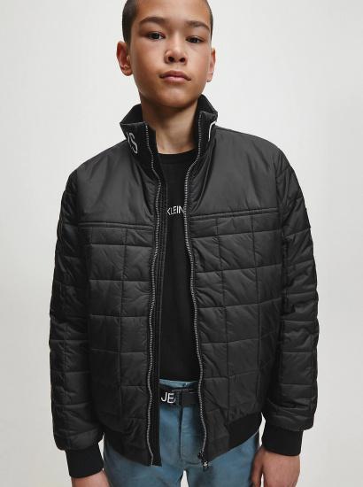 Легка куртка Calvin Klein модель IB0IB00553-BEH — фото - INTERTOP
