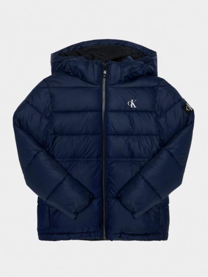 Зимова куртка Calvin Klein модель IB0IB00557-CIK — фото - INTERTOP