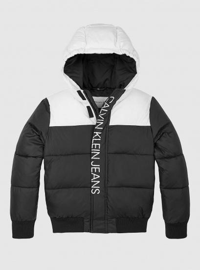 Зимова куртка Calvin Klein модель IB0IB00559-BEH — фото 4 - INTERTOP