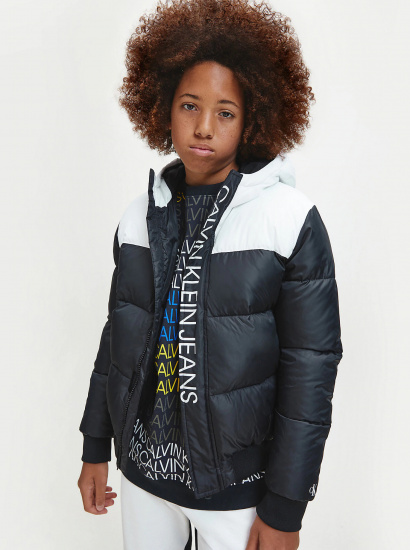 Зимова куртка Calvin Klein модель IB0IB00559-BEH — фото - INTERTOP