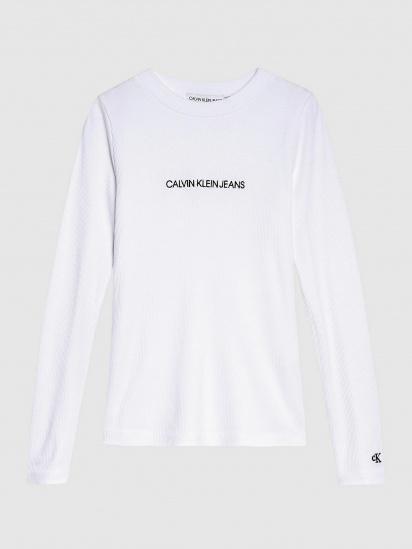 Пуловер Calvin Klein модель IG0IG00571-YAF — фото 3 - INTERTOP