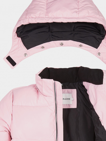 Зимова куртка Calvin Klein модель IG0IG00593-TPH — фото 3 - INTERTOP