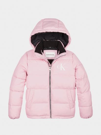 Зимова куртка Calvin Klein модель IG0IG00593-TPH — фото - INTERTOP