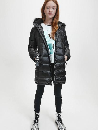 Пуховик Calvin Klein модель IG0IG00596-BEH — фото 2 - INTERTOP