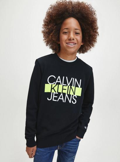 Світшот Calvin Klein модель IB0IB00540-BEH — фото - INTERTOP