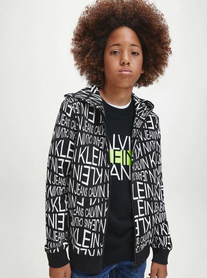 Худі Calvin Klein модель IB0IB00571-0GM — фото - INTERTOP