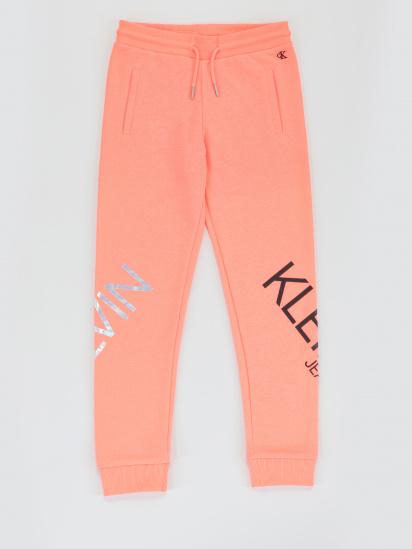 Спортивні штани Calvin Klein модель IG0IG00556-TAB — фото - INTERTOP
