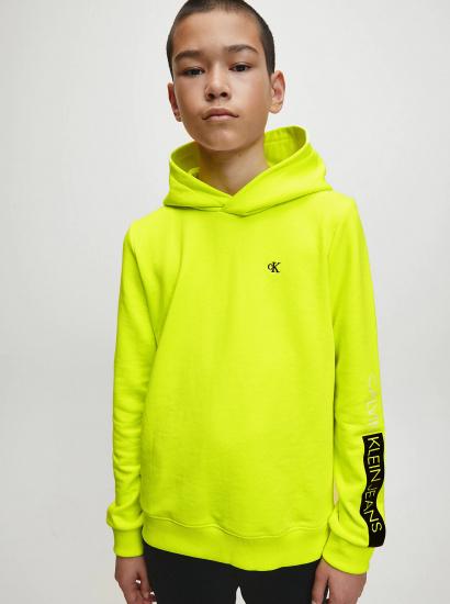 Худі Calvin Klein модель IB0IB00541-ZAA — фото - INTERTOP