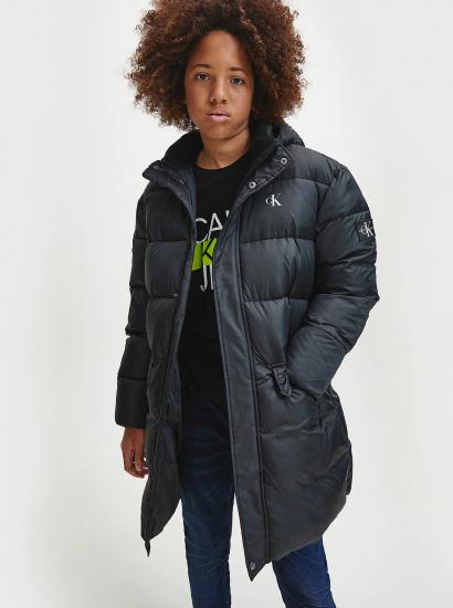 Парка Calvin Klein модель IB0IB00558-BEH — фото - INTERTOP