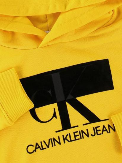 Худі Calvin Klein модель IB0IB00545-ZGT — фото 2 - INTERTOP