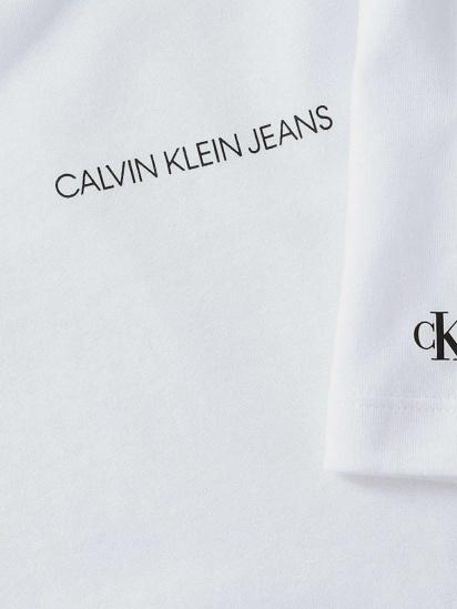 Футболка Calvin Klein модель IB0IB00456-YAF — фото 4 - INTERTOP
