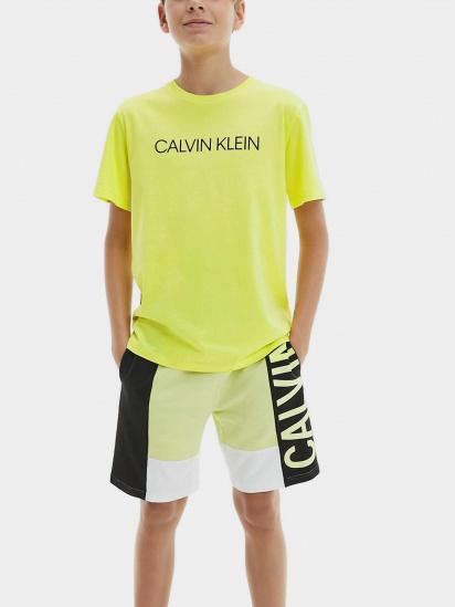 Футболка Calvin Klein модель IB0IB00347-ZJB — фото 2 - INTERTOP