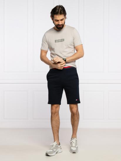 Футболка Calvin Klein модель 00GMS1K142-082 — фото 5 - INTERTOP