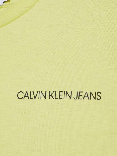 Футболка Calvin Klein модель IB0IB00456-ZJB — фото 3 - INTERTOP