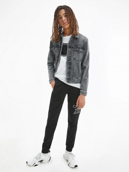 Куртка Calvin Klein модель IB0IB00723-1BY — фото 3 - INTERTOP