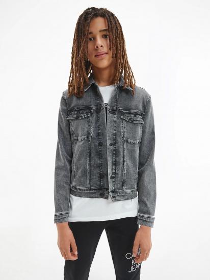 Куртка Calvin Klein модель IB0IB00723-1BY — фото - INTERTOP