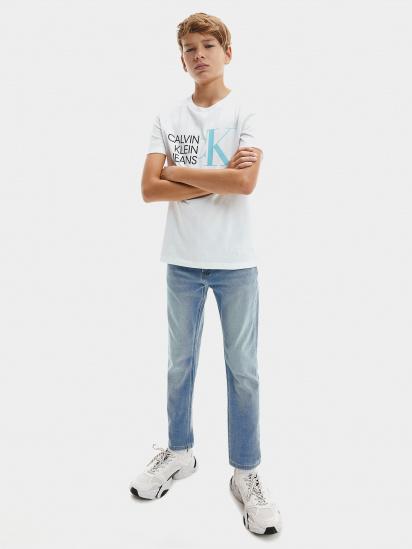 Джинси Calvin Klein модель IB0IB00742-1AA — фото 4 - INTERTOP