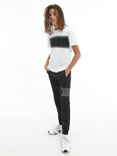 Спортивні штани Calvin Klein модель IB0IB00780-BEH — фото 3 - INTERTOP
