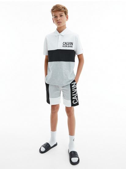 Шорти Calvin Klein модель IB0IB00787-PZ2 — фото 3 - INTERTOP