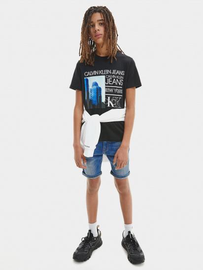 Шорти Calvin Klein модель IB0IB00791-1A4 — фото 4 - INTERTOP