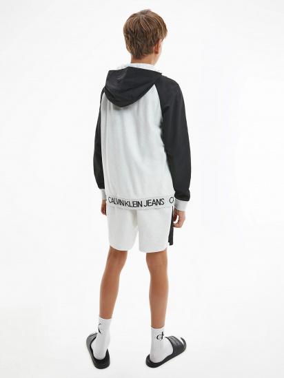 Худі Calvin Klein модель IB0IB00805-P34 — фото 2 - INTERTOP