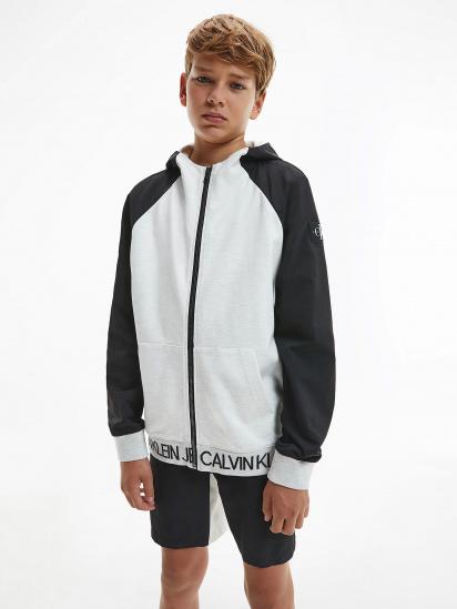 Худі Calvin Klein модель IB0IB00805-P34 — фото - INTERTOP