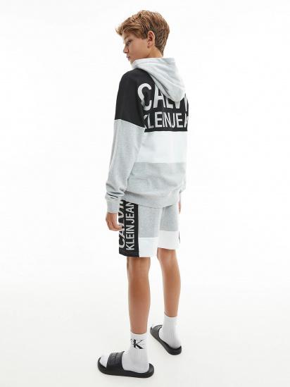 Худі Calvin Klein модель IB0IB00807-PZ2 — фото 2 - INTERTOP