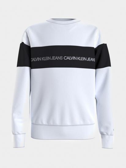 Світшот Calvin Klein модель IB0IB00812-YAF — фото - INTERTOP