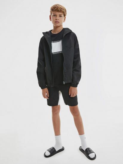 Куртка Calvin Klein модель IB0IB00856-BEH — фото 4 - INTERTOP