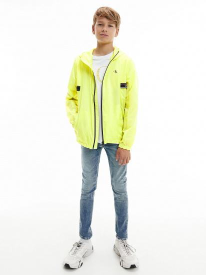 Куртка Calvin Klein модель IB0IB00861-ZJB — фото 3 - INTERTOP