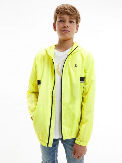 Куртка Calvin Klein модель IB0IB00861-ZJB — фото - INTERTOP